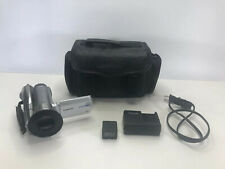 Panasonic HDC-DX1P Digital HD DVD Video Camera with Case Battery and OEM Charger
