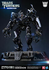 Prime 1 Studio Transformers Collectibles Transformers Barricade Statue In Stock