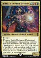 MTG Magic - (M) Commander 2016 - Yidris, Maelstrom Wielder FOIL - NM/M