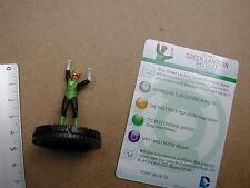 Nr 005 GREEN LANTERN RECRUIT        +CARD /DC COMICS  HEROCLIX