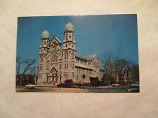Massachusetts Postcard St Anns Church Fall River MA