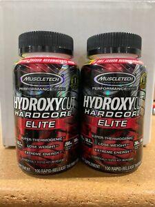 Hydroxycut Hardcore Elite Weight Loss Supplement,100 Servings (200 Pills)
