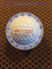 LOGO GOLF BALL-NCAA....BOWLING GREEN STATE UNIVERSITY..DIFFERENT....PROV1 BALL