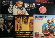 "HIP HOP-15 x Various Artists-12"" EP Vinyl Records"
