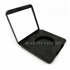 New 1 Pan Empty Eyeshadow Make up Single Palette Case with mirror