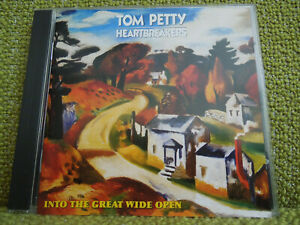 TOM PETTY and the HEARTBREAKERS - Into The Great Wide Open CD