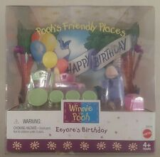 winne the pooh's friendly places eeyore's birthday - poohs friendly places