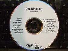 ONE DIRECTION THE COMPLETE MUSIC VIDEO DVD COLLECTION HISTORY PERFECT YOU & I