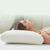 23inch Soft Gel Latex-Feel Foam Pillow  Ventilated Thermoregulating Bed Pillow