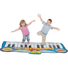 Stomping Piano Mat Toddler Child Romping 24 Giant Piano Keys 4 years Up