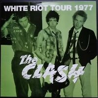 THE CLASH - White Riot Tour 1977