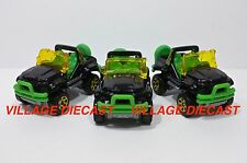 "2013 Matchbox ""Jungle"" Cliff Hanger™ BLACK/3-PACK/MINT"