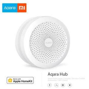 Xiaomi Aqara Hub Mi Gateway Smart Home Hub Arbeit Apple Homekit Siri Sprachsteue