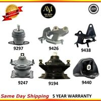 Engine Motor & Trans Mount for Acura TSX 2008/2004 L4 2.4L Manual Transmission