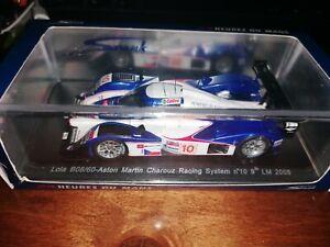 Spark 1/43 Lola B08/60 Aston Martin #10 Le Mans 2008 S1428