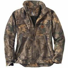 Carhartt Men's 101444 Quick Duck Camo Insulated Jacket Large Tall Realtree 977