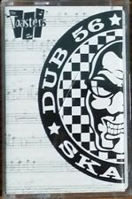 The Toasters DUB 56 Limited Edition CSD 2017 New White Cassette Tape