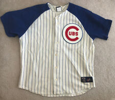 Vintage VTG Majestic Chicago Cubs Jersey Made in USA Men's XL Cooperstown RARE