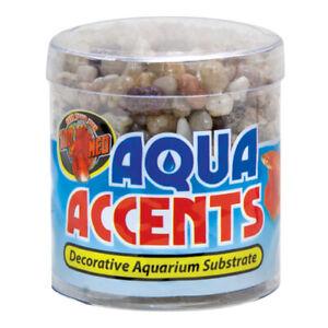 RA Aqua Accents Decorative Substrate - Midnight Black Sand - 0.5 lb