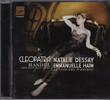 Cleopatra HANDEL Natalie Dessay, Emmanuelle Haïm LE CONCERT D'ASTREE
