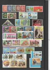 ST. VINCENT QE2 COLLECTION ON 12 PAGES