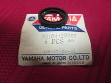 yamaha rd 350 400 at2 yz seal new 93104 20007