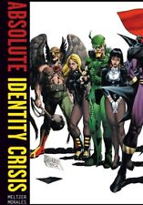Identity Crisis-absolute edition HC alemán salida total Justice League, Batman
