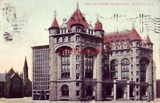 Erie Co. Saving Bank Bldg., Buffalo, N.Y. 1915