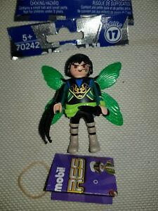 Playmobil Figures Series 17 Boys  70242  Elf Krieger mit Flügeln Figur