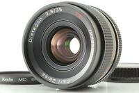 [Near Mint] CONTAX Carl Zeiss Distagon T* 35mm f2.8 MMJ for C/Y Mount from Japan