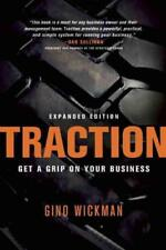 TRACTION - WICKMAN, GINO - NEW PAPERBACK BOOK
