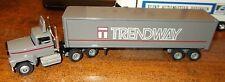 Trendway Office Environments Holland, MI '87 Winross Truck