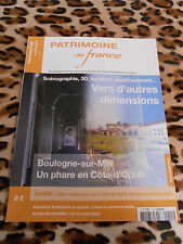REVUE - PATRIMOINE DE FRANCE - n° 15, 2005 : Vers d'autres dimensions