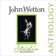 John Wetton - The Studio Recordings Anthology Volume 1 (NEW 2CD)