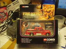 Corgi Fire Heroes 1951 Seagrave Sedan Pumper 70th Anniversary