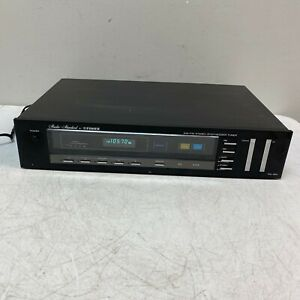 Studio Standard by Fisher FM-660 AM/FM Stereo synthesizer Tuner Tested Working