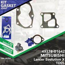 Gasket Joint Turbo MITSUBISHI Lancer Evolution X 49378-01642 4937801642 TD05-549