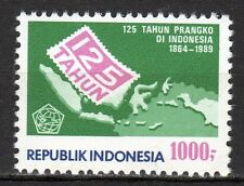 Indonesia - 1989 125 years stamps - Mi. 1298 MNH