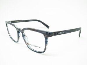 Authentic Dolce & Gabbana DG 3307 3196 Blue Eyeglasses 51mm Rx-able