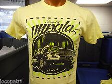 Mens GM Brand Chevrolet Impala 1964 Shirt New S