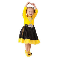 The Wiggles Emma DELUXE Dress Up Toddler Costume 1.5-3 years FREE POST