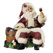 2014 ADLER FABRICHE *DRINK & BE MERRY* WINE SANTA, FREE S/H, NIB