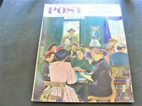 THE SATURDAY EVENING POST MAGAZINE, November 28, 1953- Photos, Illustrations.