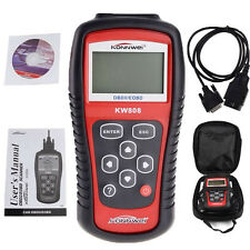 EOBD OBD2 OBDII Car Scanner Diagnostic Live Data Code Reader Check Engine NEW WP