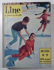 Line Reliure éditeur 19 TBE