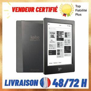 "KOBO AURA H2O LISEUSE EBOOK N250 LIVRE TACTILE 6,8"" E ink Carta Wifi 4 Go 233 g"