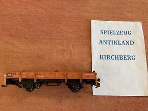 LGB Niederbordwagen Güterwagen Spur G Piko Gartenbahn  Gebraucht