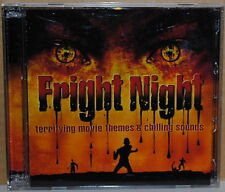 Fright Night Terrifying Movie Themes and chilling sounds 2008 compass 2CD set