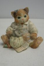 Enesco Calico Kittens - Your Patchwork Charm Shows Through