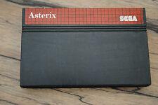 Jeu ASTERIX pour Sega MASTER SYSTEM (CARTOUCHE SEULE)